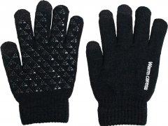 Перчатки XoKo для сенсорных экранов Warm Caress Black (XK-WC-Black)