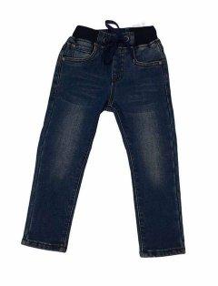 Джинси на флісі для хлопчика Resser Лезо 128-134 см джинс 5018