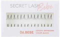 Накладные ресницы Missha Secret Lash No.6 Bebe 1 пара (8809581454149)