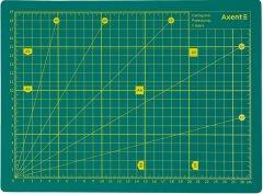 Коврик самовосстанавливающийся для резки Axent Pro сантиметровая и дюймовая шкала А4 (7907-A)