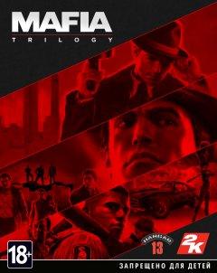 Игра Mafia Trilogy для ПК (PC, английская версия)