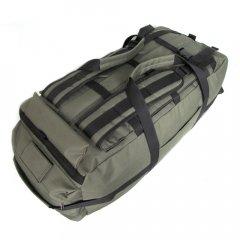 Сумка-рюкзак дорожная Icemonster Transporter 80 л Водоотталкивающая ткань Хаки