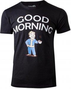 Футболка Difuzed Fallout - Good Morning Men's T-shirt - S (TS124150FAL-S)