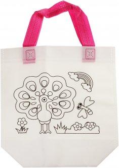 Детская сумка раскраска Supretto антистресс Павлин (5920-0002)