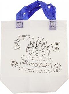 Детская сумка раскраска Supretto антистресс Торт (5920-0006)