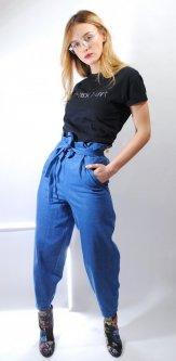 Джинсы Logic Clothes M Голубые