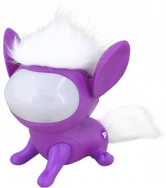 Интерактивный робот Pooki Purple (0038521517356)