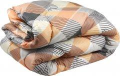 Одеяло Руно Ромбы плюс силиконовое 200 х 220 см (322.53Ромби плюс)