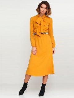Платье ANNA YAKOVENKO 2540 L Желтое (ROZ6206117017)