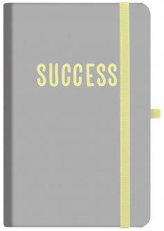 Деловая записная книга Optima Success А5 256 страниц в линейку (O20812-27)