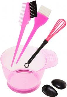 Набор инструментов для окрашивания волос Supretto 5 предметов (2000100057926)