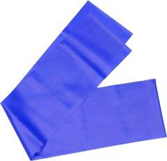 Эспандер лента для фитнеса Evrotop 120х15 см 0.55 мм Синий (SS-LEP-6306-0,55)