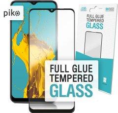 Защитное стекло Piko Full Glue для Realme C15 Black (1283126503863)