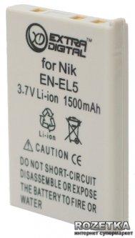 Аккумулятор для Nikon EN-EL5 (BDN2533)