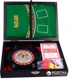 Набор 2 в 1 Duke Рулетка + мини-покер (REL05001)
