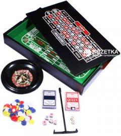Набор Duke Рулетка, мини покер с фишками (38-2820)