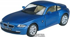 Автомодель Bburago (1:32) BMW Z4 M Coupe (18-43007) Синий металлик