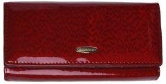 Женский кожаный кошелек Laras K10a0001b Бордовый (ROZ6206118206)