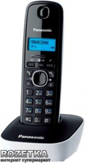 Panasonic KX-TG1611UAW White