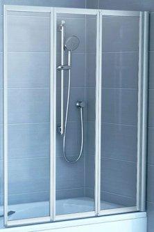 Шторка для ванны RAVAK BE HAPPY VS3-100 Transp 795P0100Z1
