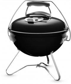 Угольный гриль Weber Smokey Joe Premium 37 см Black (1121004)