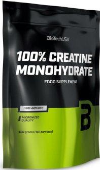 Креатин Biotech 100% Creatine Monohydrate 500 г (5999076227433)