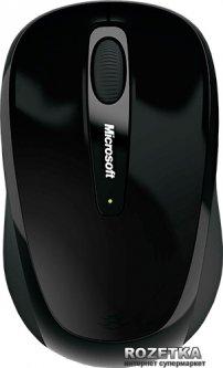 Мышь Microsoft Mobile 3500 Wireless Black (GMF-00292)