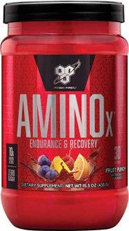 Аминокислота BSN Amino X 435 г Fruit Punch (834266003303)