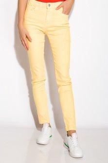 Джинси жіночі 230F041 (Жовтий) T&M M Розмір колір Жовтий