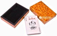 Колода карт в деревянной шкатулке Duke (B13L)