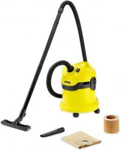 Пылесос для сухой уборки KARCHER WD 2 (1.629-764.0)