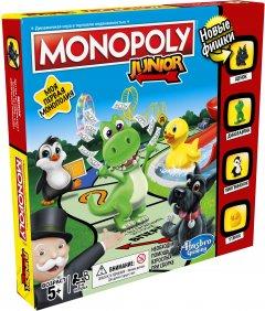 Настольная игра Hasbro Gaming Монополия Моя первая Монополия (A6984)