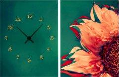 Настенные часы ART-LIFE COLLECTION 1C-164-2p-W