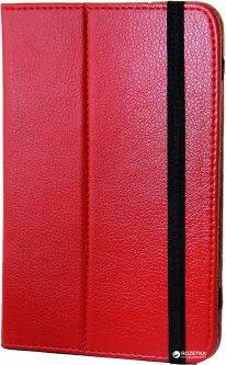 """Обложка Drobak Premium Case для планшета 7"""" универсальная Fire Red (215303)"""