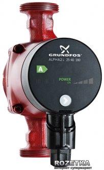 Циркуляционный насос Grundfos ALPHA2 L 25-40 180 230 В (95047562)