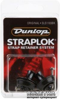 Стреплоки Dunlop Original Black (SLS1103BK)