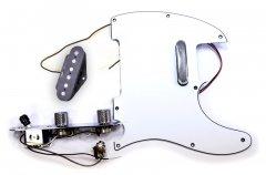 Пикгард со звукоснимателями Paxphil #9112 S-S
