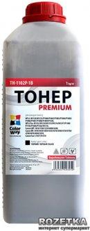 Тонер ColorWay HP LJ P1102/P1606/Canon 725/Canon 728 Premium 1 кг (TH-1102P-1B)