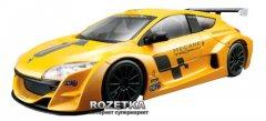 Автомобиль Bburago Renault Megane Trophy (1:24) Желтый Металлик (18-22115)