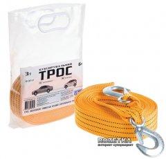 Трос буксировочный Vitol ST205B/TP-207-3-1 3 т лента 46 мм х 6 м