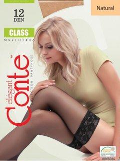 Чулки Conte Class 12 Den 1-2 р Natural -4811473032605