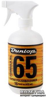 Полироль-очиститель Dunlop 6516 Formula 65 472 мл