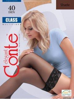 Чулки Conte Class 40 Den 3-4 р Shade (4811473001236)