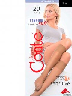 Гольфы Conte Tension Soft 20 Den Nero (4810226052310)
