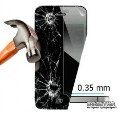 Защитная пленка Drobak Anti-Shock для Sony Xperia Z3 D5803 compact противоударная (502208)