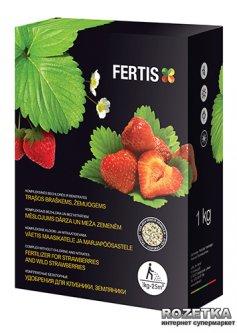 Удобрение для клубники и земляники Fertis без хлора и нитратов 1 кг (10506869) 4770767315452/4779039690198