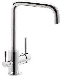 Смеситель кухонный с подключением к фильтру GENEBRE Tau Osmosis 65702 18 45 66