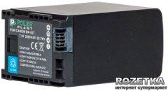 Aккумулятор PowerPlant для Canon BP-827 Chip (DV00DV1262)
