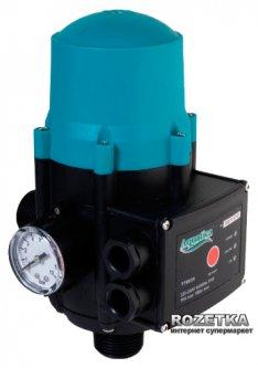 """Контроллер давления Aquatica 1.1 кВт 1"""" электронный с регулировкой давления включения (779535)"""