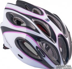 Велосипедный шлем Author Skiff 144 58-62 см Пурпурный (9001266)